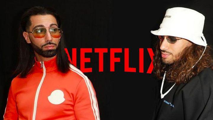Netflix & PNL font tremblertwitter.
